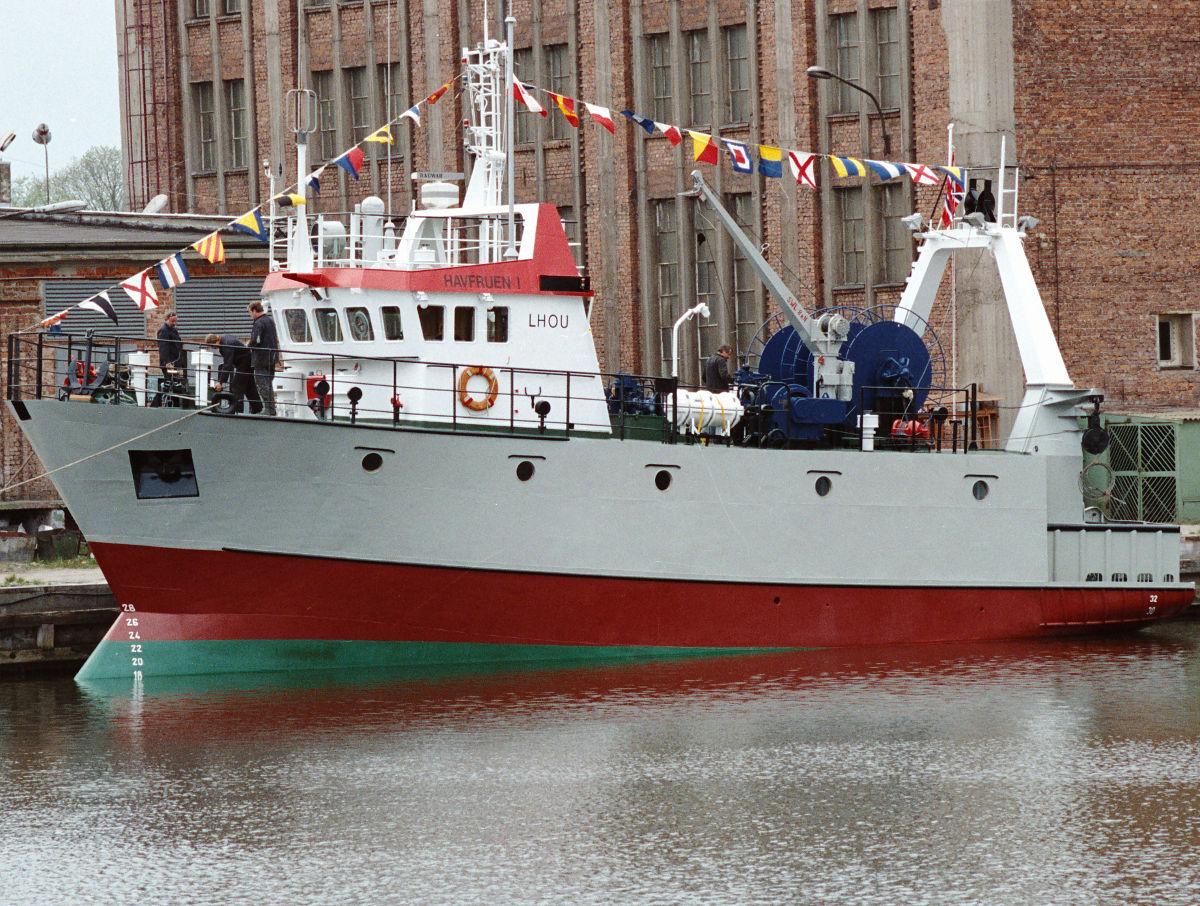 Trawlery rybackie